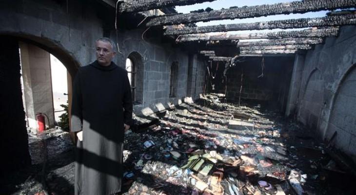 Palestine church urges action on Israeli settler violence