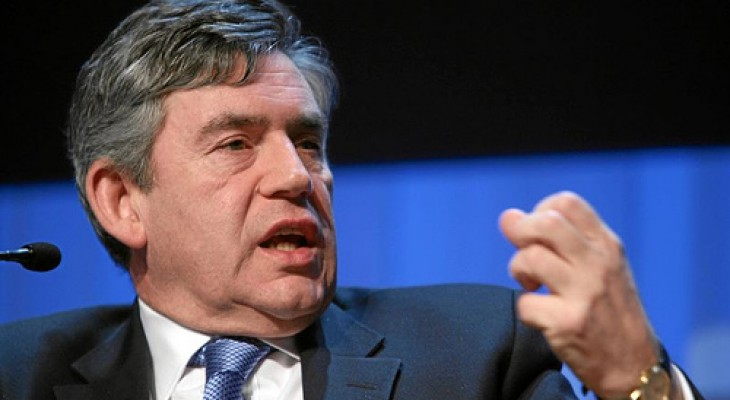 Gordon Brown warns electing Corbyn might signify an alliance with Hamas