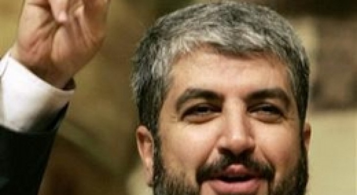 Khaled Mashaal deemed truce-talks positive
