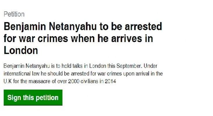 90,000 demand Israel PM Netanyahu's arrest