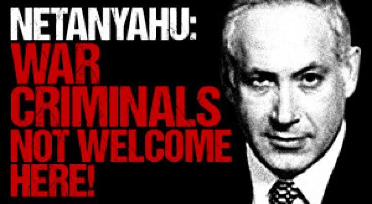 Protest Netanyahu visit– sign up for information!