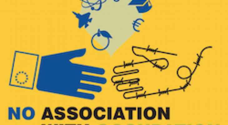 Take Action: No Association with Occupation!