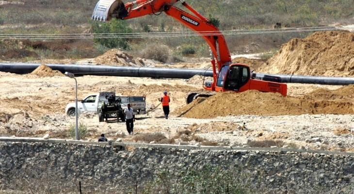 Palestinians warn of Egyptian plan to flood Gaza border