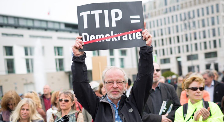 EU-US trade deal mustn't stifle calls for Israel boycott