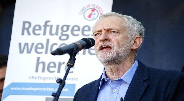 Israel up in arms over the Corbyn threat, By: Neve Gordon