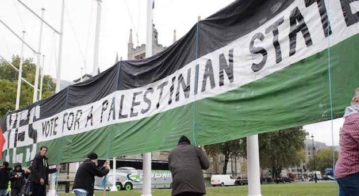 Symbolism over Palestine is not enough, By: Sharif Nashashibi