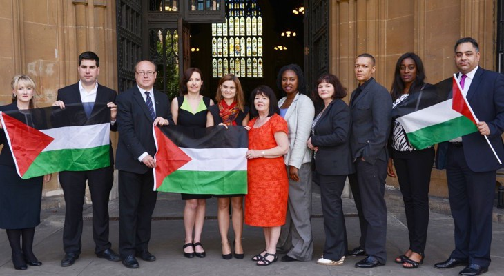2015 intake show support for Palestine and LFPME