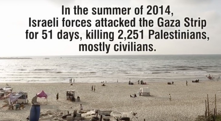VIDEO: Living Under Israel's Missiles, By: Dan Cohen and Rebecca Pierce