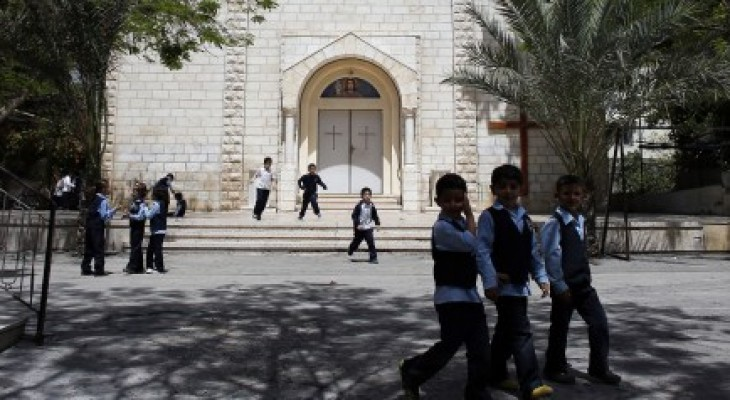 Palestinians Protest Israeli Government's Discrimination Against Christian Schools, By: Dr. Reem Khamis-Dakwar