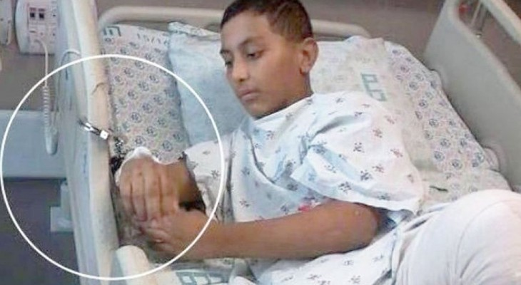 Israel amputates leg of Palestinian teen after shooting him
