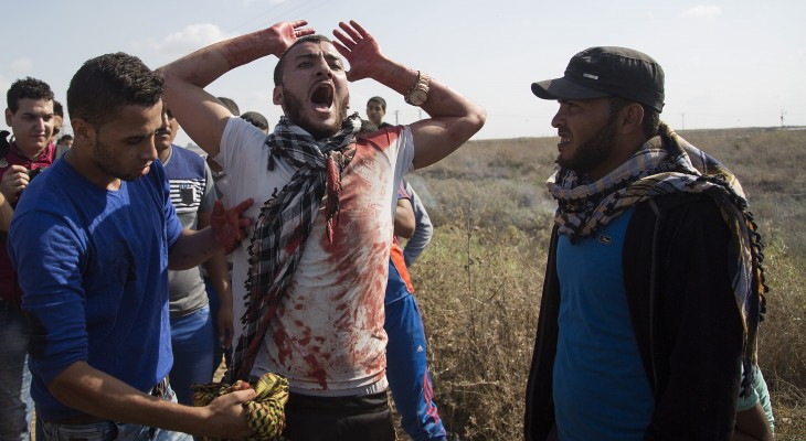 Israeli forces shoot dead two boys, aged 12 and 15, in Gaza