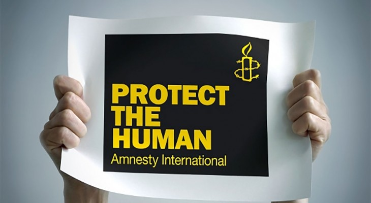 Palestinian Israelis have a right to free speech and protest, insists Amnesty