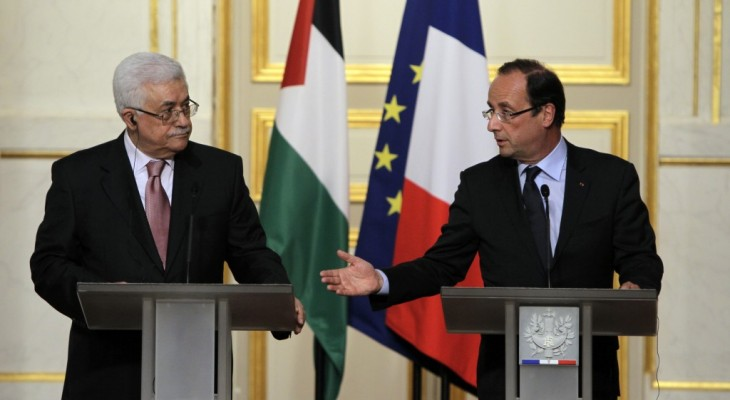 France's Proposed Solution to Israel-Palestine Conflict Side-lines U.S.
