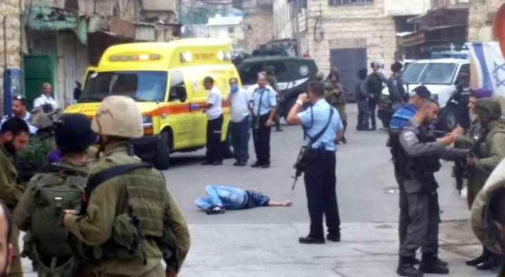 Israeli forces shoot two Palestinians in Hebron