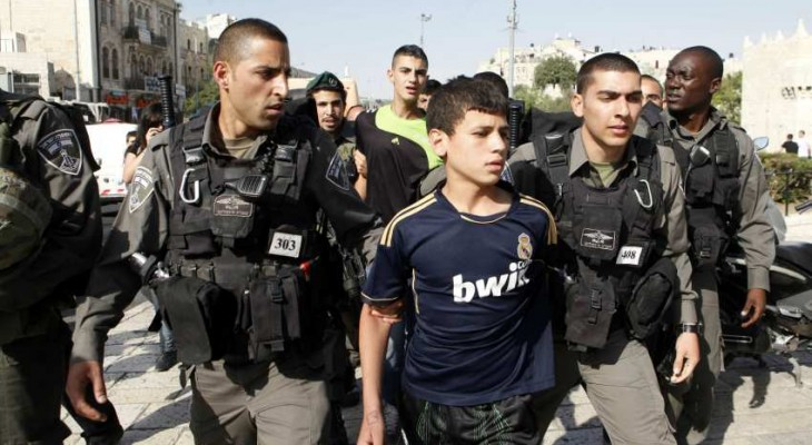 Israeli forces detain 13 Palestinians; summon three from West Bank