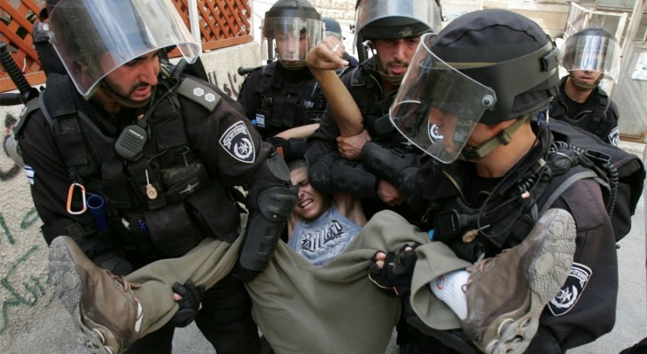 Palestine: 800 children detained during the past month