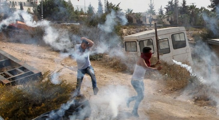 Tensions spike in Hebron as Israeli soldiers conduct a crackdown