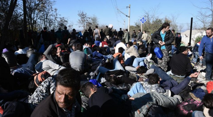 European nations shut their borders to economic migrants