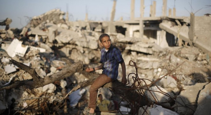 Palestinians Deliver New Israel 'War Crimes' Evidence to ICC