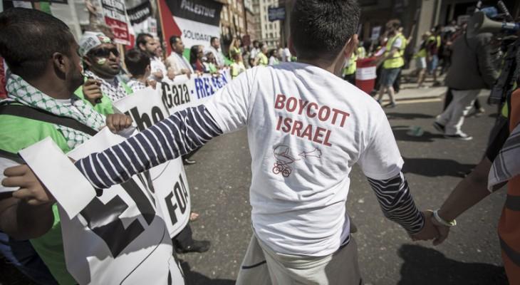 UK wants law to stop councils boycotting Israel