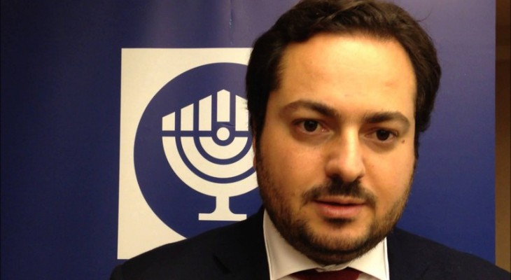 Israel lobbyist doubles up as adviser to European Parliament