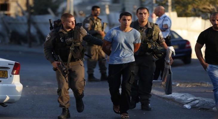 2400 Palestinians arrested since October
