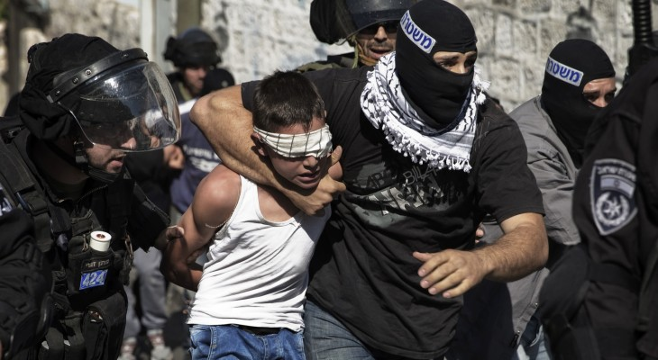 Amnesty asks Israel to end detention of Palestinian children