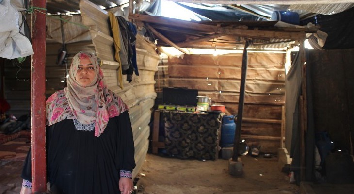 Families in Gaza face harrowing winter in makeshift homes as reconstruction stalls