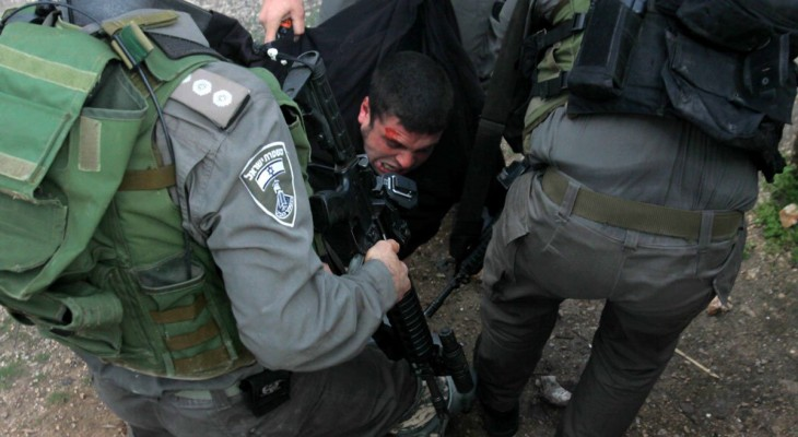 Israel arrested almost 7,000 Palestinians during 2015