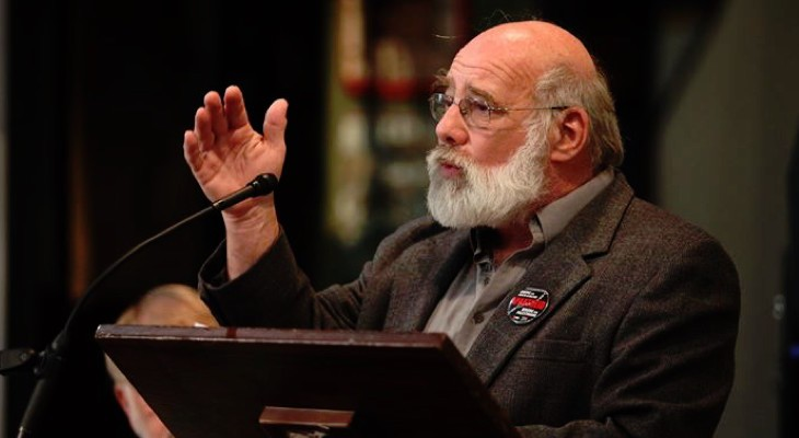 Jeff Halper Book Launch: War Against The People – Israel, the Palestinians and Global 'Pacification'