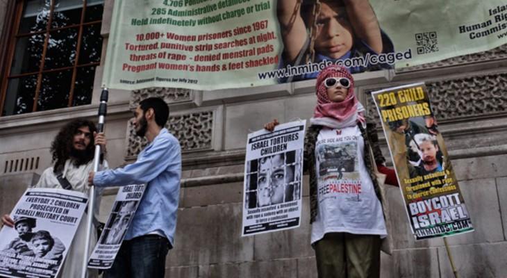 UK Parliament: Debate on Palestinian Child Prisoners