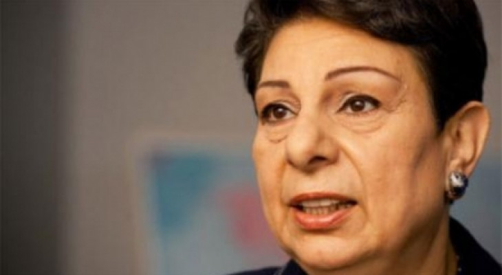 Dr. Ashrawi on Recent Escalation of Israeli Colonial Enterprise