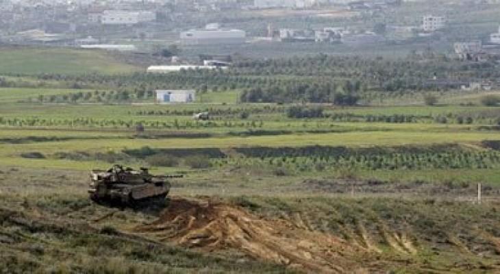 Israeli forces open fire towards farmers east of Khan Yunis