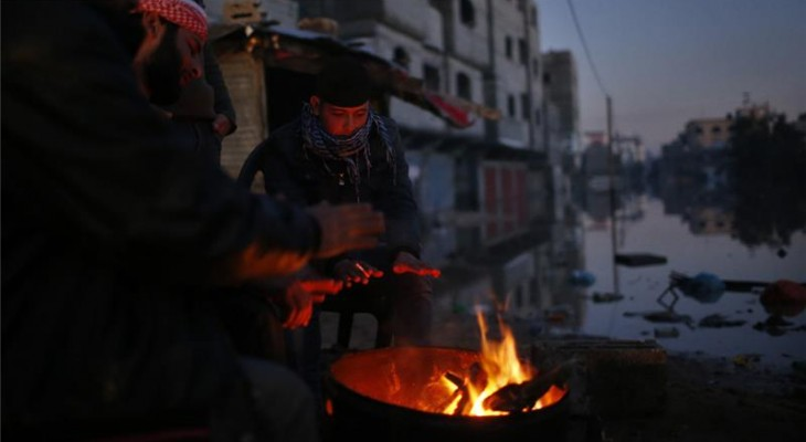 Gaza faces harsh winter after Israel cuts gas supply
