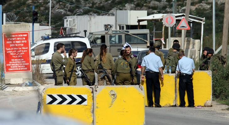 68 per cent of Palestinian deaths resulting from recent violence occurred at checkpoints