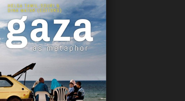 Book Launch: Gaza As Metaphor