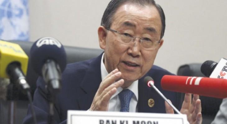 'Don't shoot the messenger,' Ban fires back at Israeli criticism