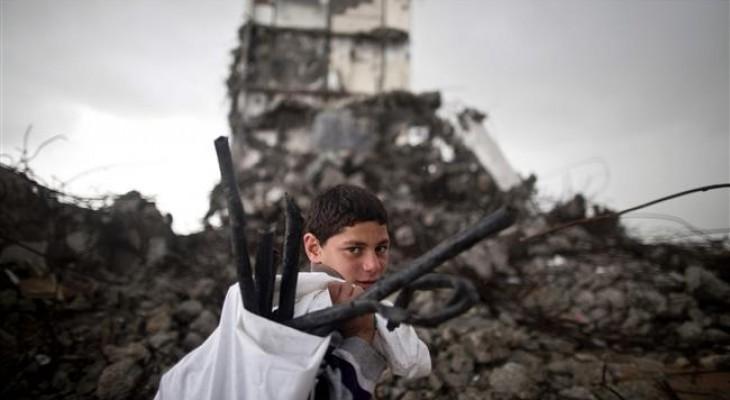 Blockaded Gaza Strip facing disaster: UN official