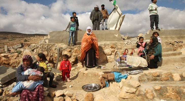 Palestinian villagers fear further home demolitions by Israeli army