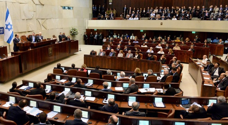 New law allows Netanyahu to oust Arab parliamentarians