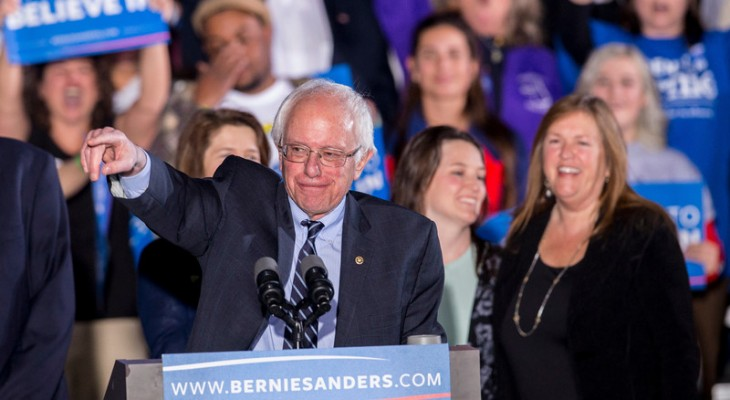 Bernie Sanders and the question of Palestine. By: Rania Khalek