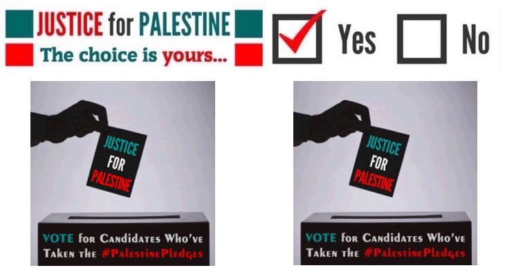 The Palestine Pledges at the Irish General Election 2016