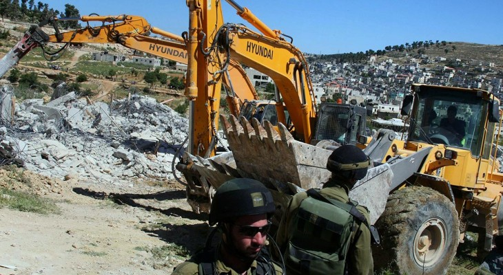 20,000 Palestinian homes received demolition orders in occupied Jerusalem