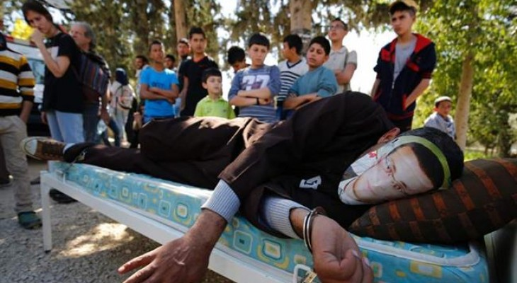Over 700 Palestinians held under Israeli administrative detention