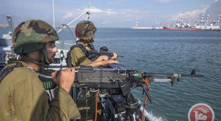 Israeli naval forces open fire on Palestinian fishermen