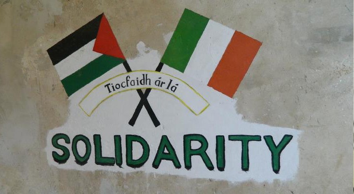 Why the Irish Support Palestine. By: Rory Miller