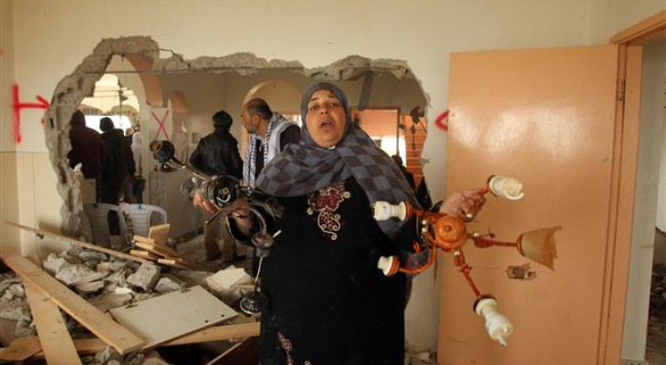 Israel razed 100 Palestinian homes in February: Report