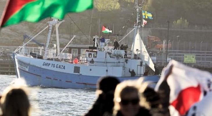Freedom Flotilla Coalition announce the launch of the Women's Boat to Gaza