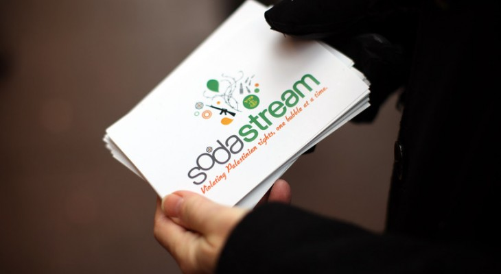 "SodaStream ""factory of peace"" remains a myth By: Ryan Rodrick Beiler"