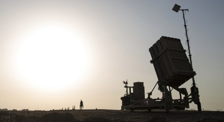 Israel building 'Underground Iron Dome' to tackle Gaza tunnel